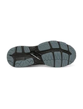 Kiko Kostadinov Gel Delva 1 Sneakers Cement Black / Steel Grey by Asics