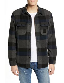 Miho Stones Long Sleeve Woven Shirt Jacket by Quiksilver