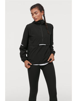Hooded Running Anorak by H&M
