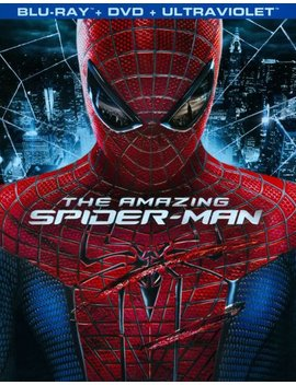 An [3 Discs] [Includes Digital Copy] [Ultra Violet] [Blu Ray/Dvd] [2012] by The Amazing Spide