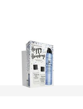 Bumble And Bumble   'happy Hairdays   Thickening' Haircare Set by Bumble And Bumble