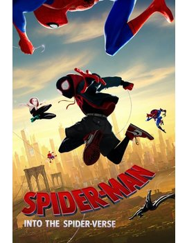 An: Into The Spider Verse [Includes Digital Copy] [Blu Ray/Dvd] by Spide