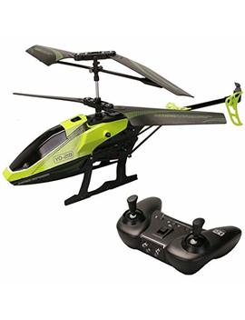 Attop Yd 218 3 Channel Infrared Remote Control Helicopter With Built In Gyro Mini Rc Heli With Smoothly Hovering Performance (Green) by Attop