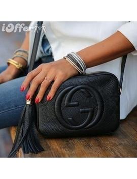 Guccilied Lv Handbag And Shoulder Bag Leather Bag +546 by I Offer