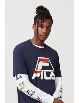 Grant Hill Icon Tee by Fila