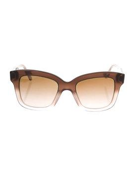 Square Ombré Sunglasses by Stella Mc Cartney