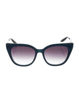 Shirelle Cat Eye Sunglasses by Barton Perreira