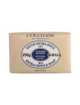 'milk' Shea Butter Extra Gentle Soap by L'occitane