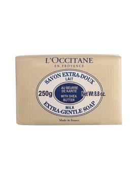 'milk' Shea Butter Extra Gentle Soap by L'occitane