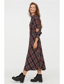 Žakárové šaty by H&M