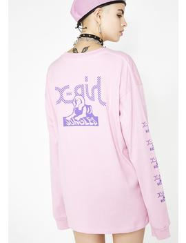 X Jungles Long Sleeve Tee by X Girl