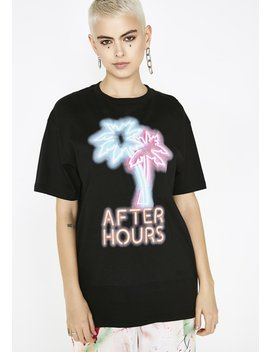 Neon Nights T Shirt by After Hours