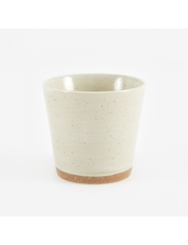 Mug 'grod' Stoneware   Sand by Broste