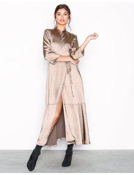 Minina Long Dress by Gestuz