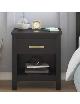 Trule Teen Valeria 1 Drawer Nightstand & Reviews by Trule Teen
