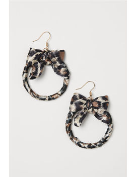Earrings With A Bow by H&M