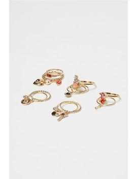 12 Pack Rings by H&M