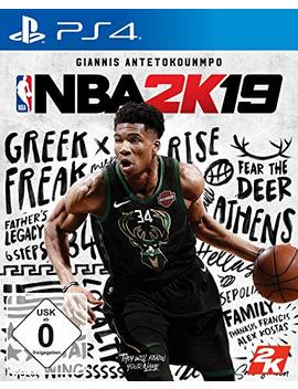 Nba 2 K19 Standard Edition [Play Station 4] by Amazon
