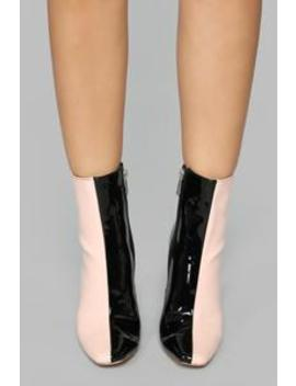 Switched Up Heeled Boot   Pink by Fashion Nova