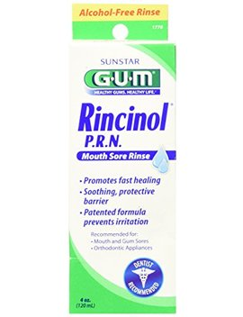 Rincinol P.R.N. Oral Rinse, 4 Oz. by Unknown