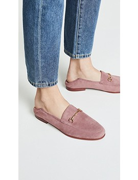 Loraine Suede Loafers by Sam Edelman