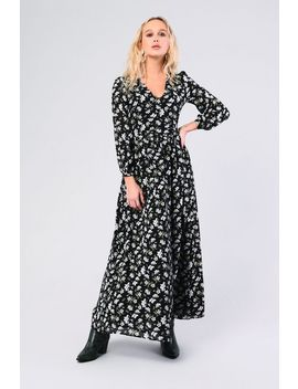 **Floral Maxi Dress By Glamorous Petite by Topshop