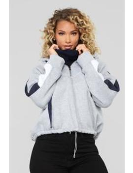 Stay Styling Sweatshirt   Heather Grey by Fashion Nova
