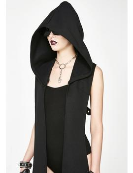 Vesta Hooded Scarf by Necessary Evil