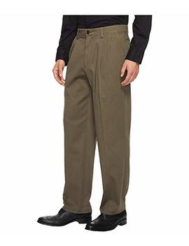 Easy Khaki D3 Classic Fit Pleated Pants by Dockers