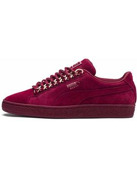 Puma Women's Suede Chain Sneakers by Puma