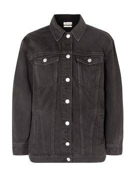 The Oversized Denim Jacket by Madewell