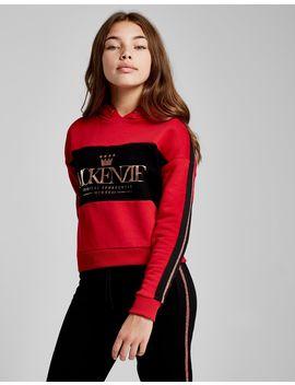 Mc Kenzie Girls' Chloe Crop Hoodie Junior by Mc Kenzie