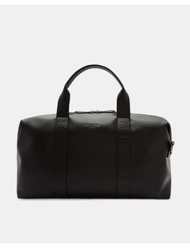 Debossed Holdall by Ted Baker