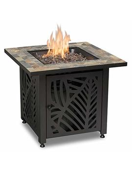 Endless Summer Gad15258 Sp Lp Gas Outdoor Fire Table, Multi Color by Endless Summer
