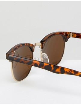 Asos Polariserade Klassiska Retrosolglasögon by Asos