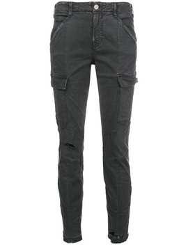 Skinny Cargo Jeans by J Brand