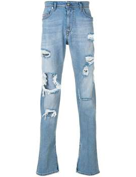 Jeans Con Strappi by Diesel