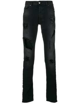 Jeans 'tepphar' Con Strappi by Diesel
