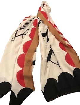 Multicolor London Scarf/Wrap by Burberry