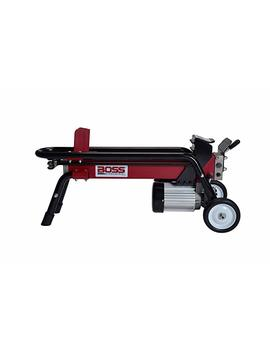 Boss Industrial Es7 T20 Electric Log Splitter, 7 Ton by Boss Industrial