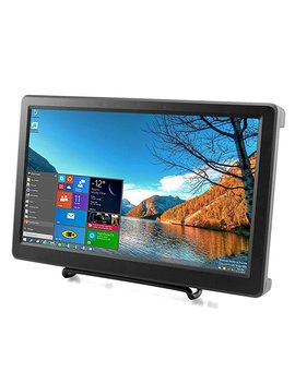 Elecrow 10.1 Inch Raspberry Pi 1920 X1080p Resolution Hdmi Vga Display Monitor Ips Ps3 Ps4 Gaming Screen With Build In Speakers For Raspberry Pi B+/2 B/3 B Wii U Xbox 360 Windows 7/8/10 by Elecrow
