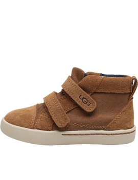 Ugg Toddler Boys Rennon Herringbone Boots Chestnut by Ugg