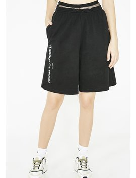 X Champion Shorts by Learn To Forget