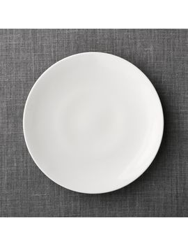Bennett Dinner Plate by Crate&Barrel