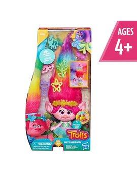 Dream Works Trolls Party Hair Poppy Musical Doll by Trolls