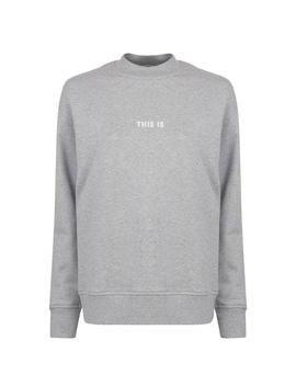 Tastend Sweatshirt by Boss Casual