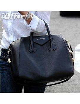 Charm Ssima Brown Tan Large Handbag Bag Purse by I Offer