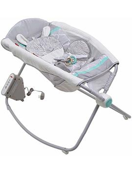 Fisher Price Safari Dreams Deluxe Auto Rock 'n Play Sleeper by Fisher Price