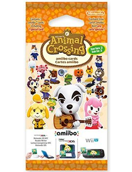 Animal Crossing Amiibo Karten Pack (Serie 2) by Amazon