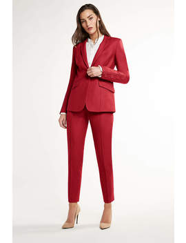 Kash Jacket With Button Detail by Elie Tahari